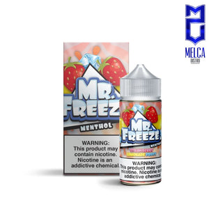 Mr. Freeze Strawberry Lemonade Frost 100ml - E-Liquids