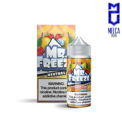 Mr. Freeze Strawberry Mango Frost 100ml - E-Liquids