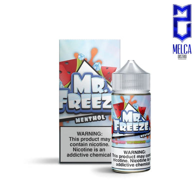 Mr. Freeze Strawberry Watermelon Frost 100ml - E-Liquids