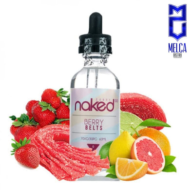 Naked Berry Belts 60ml - E-Liquids