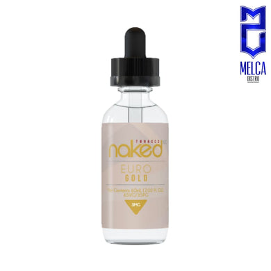 Naked Euro Gold 10ml - E-Liquids