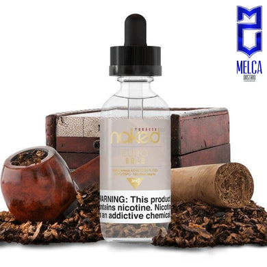 Naked Euro Gold 60ml - E-Liquids