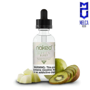 Naked Green Blast 60ml - E-Liquids