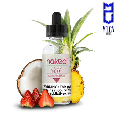 Naked Lava Flow 60ml - E-Liquids