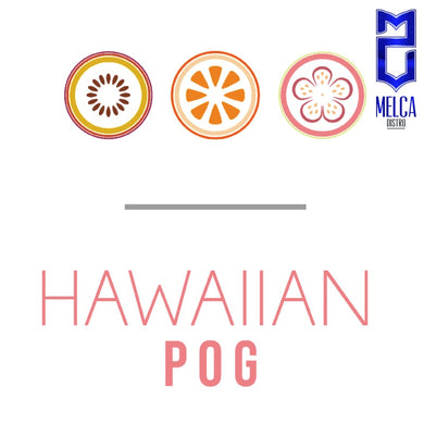Naked Pod Hawaiian POG 35mg 4-Pack - E-Liquids