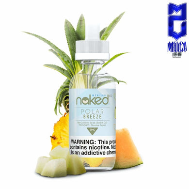Naked Polar Breeze 10ml - E-Liquids