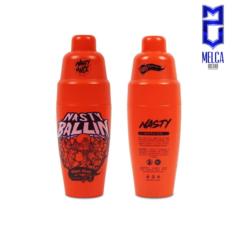 Nasty Ballin Migos Moon 60ml - E-Liquids