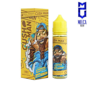 Nasty Cush Man Banana 60ml - E-Liquids