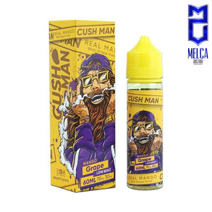 Nasty Cush Man Grape 60ml - E-Liquids