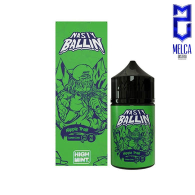 Nasty High Mint Hippie Trail 60ml - E-Liquids