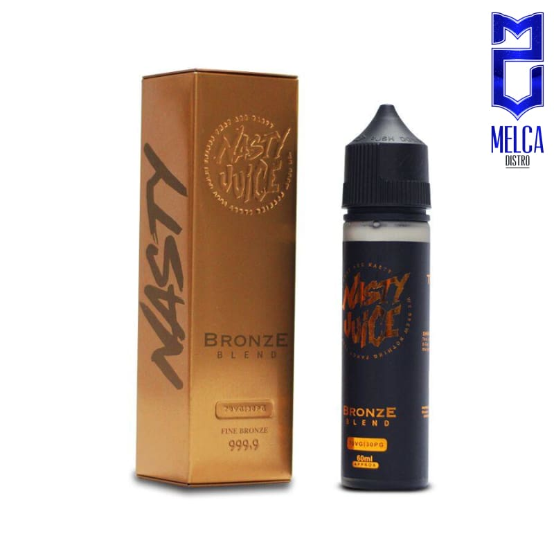 Nasty Tobacco Bronze 60ml - E-Liquids