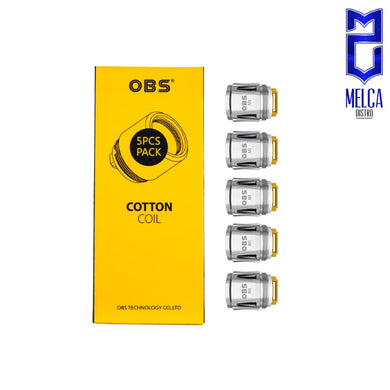 OBS Cube M1 Coils 5-Pack - Coils