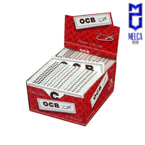 OCB PAPEL BLANCO - KING SIZE CAJA 50 LIBRITOS