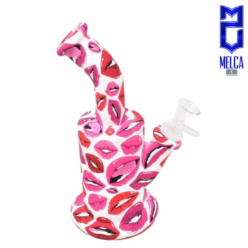 Pipa Silicona P-177 50mm x 38mm - Lips - SMOKING PIPES