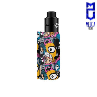 Rincoe Manto Mini RDA Kit Monster - Kits