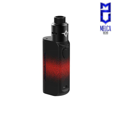 Rincoe Manto Mini RDA Kit Splatting Painting Red - Kits