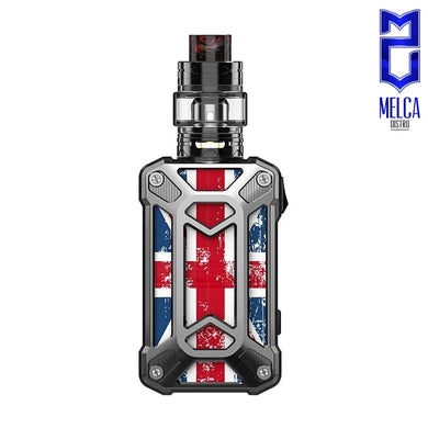 Rincoe Mechman SC 228w Kit Silver UK Flag - Kits