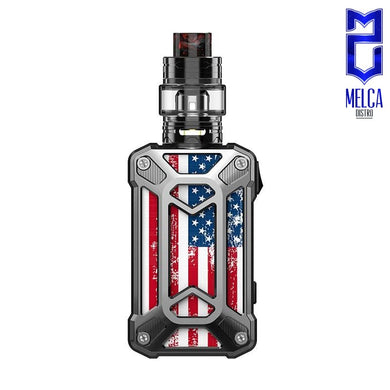 Rincoe Mechman SC 228w Kit Silver USA Flag - Kits