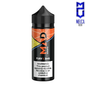 Silverback Mad Drops Fury - 120ML / 0MG - E-Liquids
