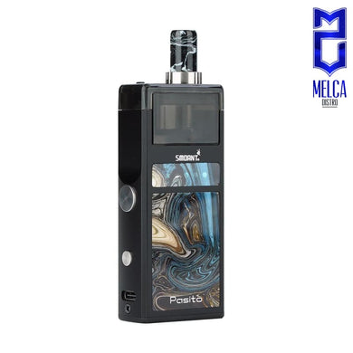 Smoant Pasito Pod Kit - Black - Pod Systems