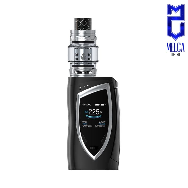 Smok Devilkin Kit Black and Prism Chrome - Kits