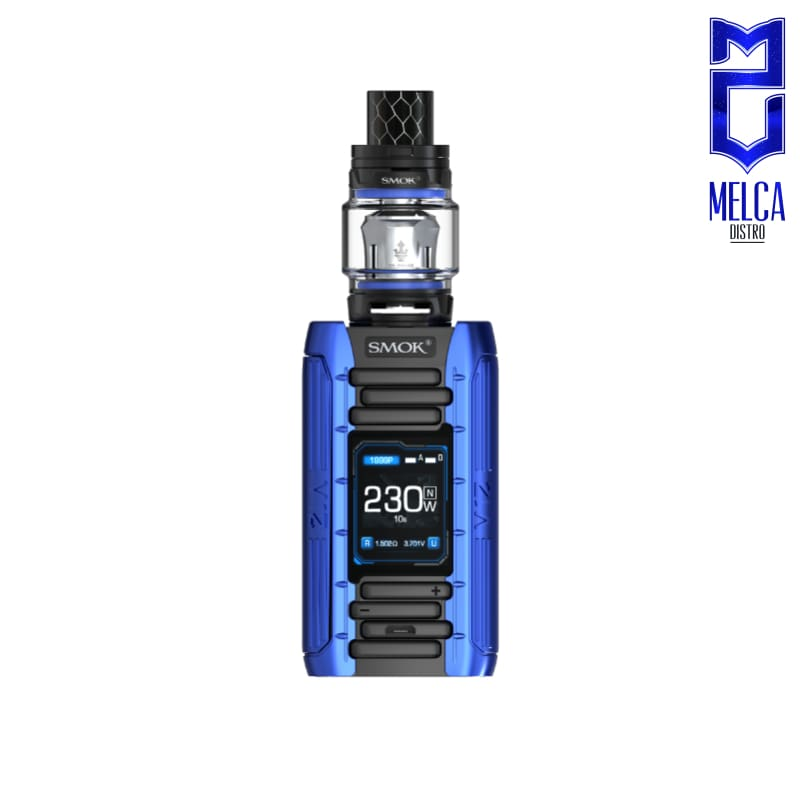 Smok E-Priv Kit Black Blue - Kits