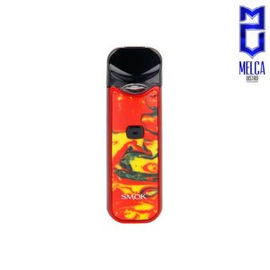 Smok Nord Kit Resin - Red Yellow - Pod Systems