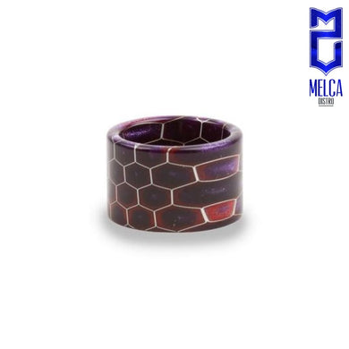 Smok Resin Drip Tip Baby V2 Purple - Drip Tips