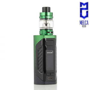 Smok RIGEL Kit - Black Green - Starter Kits