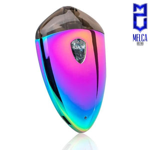Smok Rolo Badge Pod System - Prism Rainbow - Pod Systems