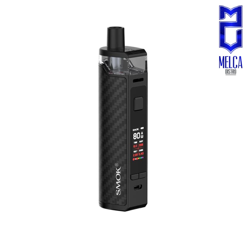 Smok RPM80 PRO Kit - Black Carbon Fiber - Starter Kits