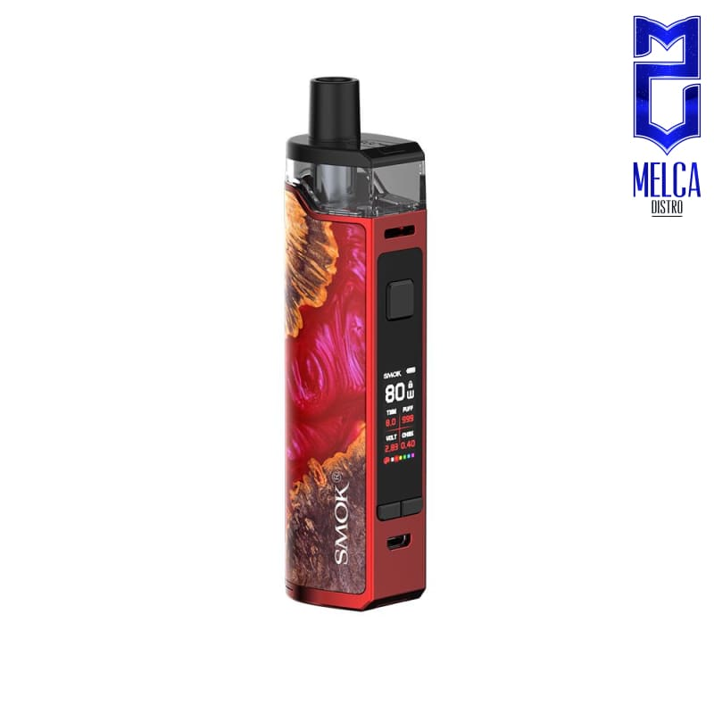 Smok RPM80 PRO Kit - Red Wood - Starter Kits