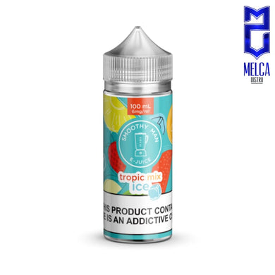 Smoothy Man Ice Tropic Mix 100ml - E-Liquids