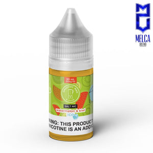 Smoothy Man Salt Ice Watermelon & Kiwi 30ml - E-Liquids