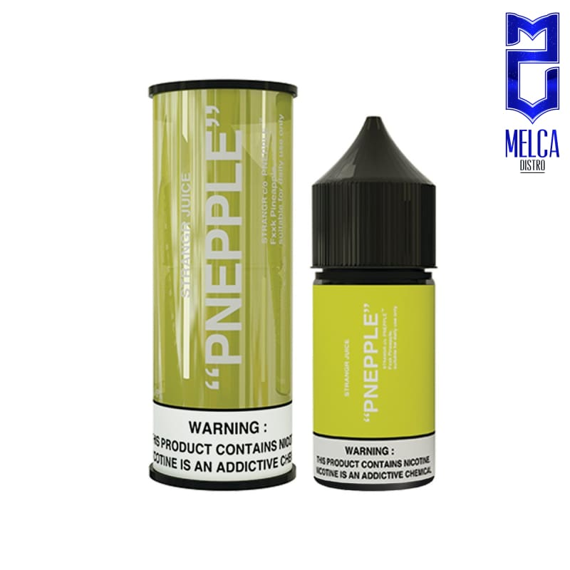 Strangr Salt Pnepple 30ml - E-Liquids