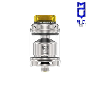 THC Tauren One RTA - Stainless Steel - Tanks