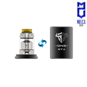 THC Tauren One RTA - Tanks