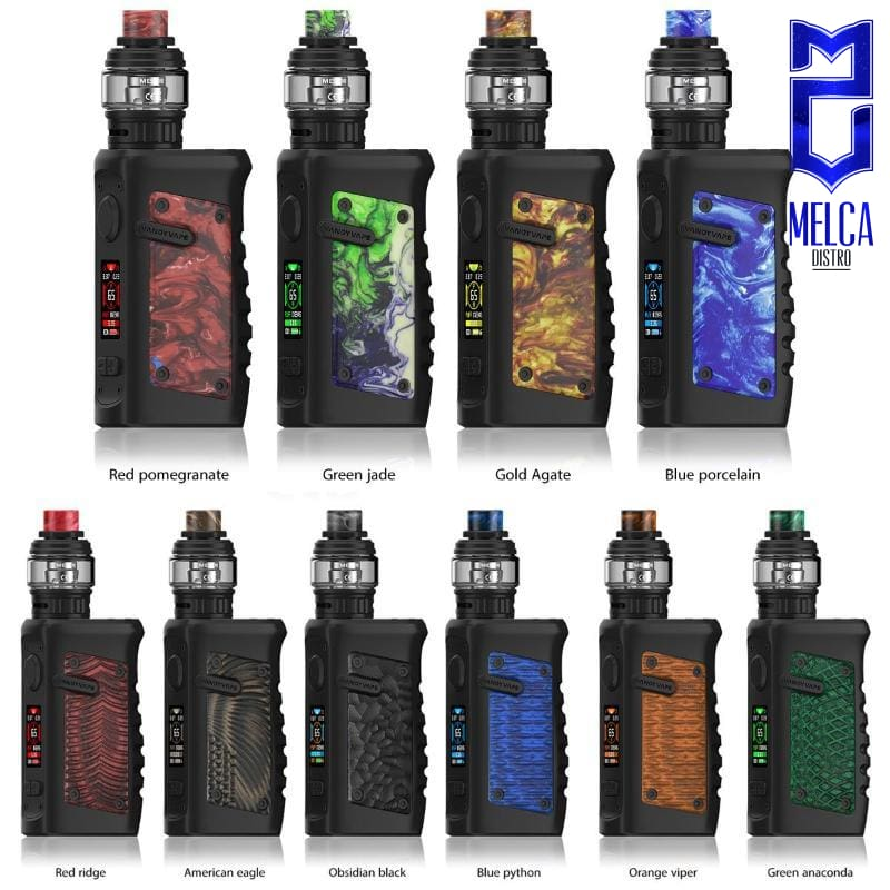 Vandy Vape Jackaroo Kit Gold Agate - Kits