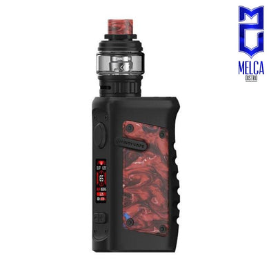 Vandy Vape Jackaroo Kit Red Pomegranate - Kits