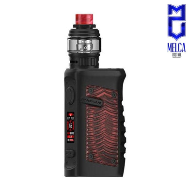 Vandy Vape Jackaroo Kit Red Ridge - Kits
