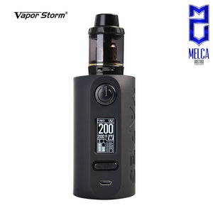 Vapor Storm Puma Kit - Black - Starter Kits