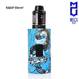 Vapor Storm Puma Kit - Blue - Starter Kits