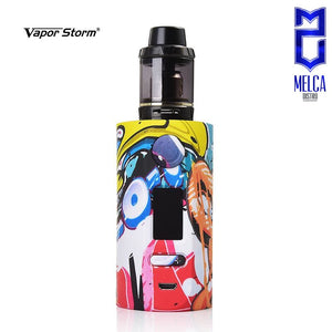 Vapor Storm Puma Kit - Blue Yellow - Starter Kits