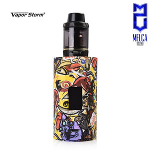 Vapor Storm Puma Kit - Cartoon - Starter Kits