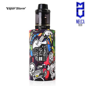 Vapor Storm Puma Kit - Rock - Starter Kits