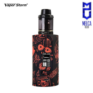 Vapor Storm Puma Kit - Vape on Black - Starter Kits