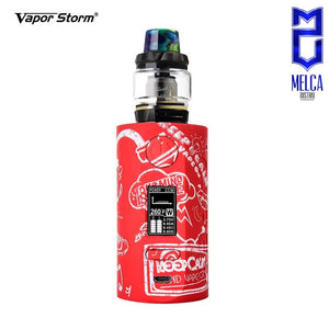 Vapor Storm Puma Kit - Vape on White - Starter Kits