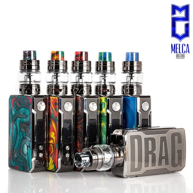 Voopoo Drag 2 Kit Platinum - Starter Kits