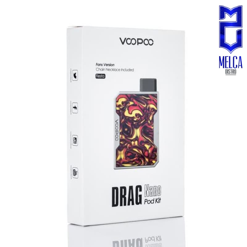 Voopoo Drag Nano Kit Ink - Pod Systems