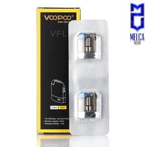 Voopoo VFL Pod Replacement Pods 2-Pack - Coils